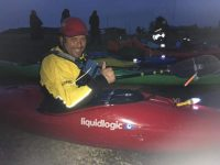 Beginners Intro to white water at the Burrs Country Park,  Bury
