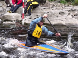 Yorkshire Slalom Training – Grandtully