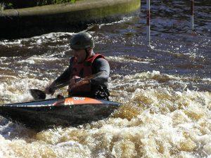 Tees Barrage Prem/1 slalom