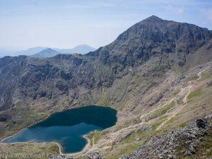 Snowdon , Hit and Run Climb, Off water activity