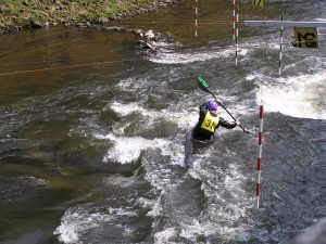 Yorkshire Slalom Training – Matlock