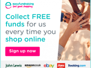 Raise Funds for the Club when You Shop Online