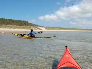 Introduction to Sea Kayaking , April 27th – 28th 2019