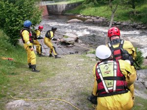 White Water Safety & Rescue Course