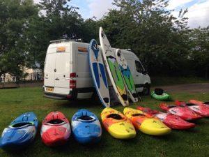 *News Flash* RoHo are bringing their fleet of demo boats to Washburn!