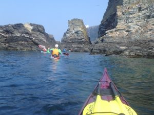 Cancelled – Angelsey Sea Kayaking trips