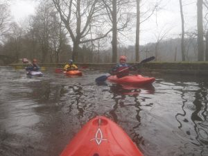 Back to Flat Water Paddling sessions